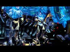 Círculo de Fogo - Os Kaiju, criaturas monstruosas vindas dos mares, declaram guerra à Terra, e estão prestes a matar todos os humanos e consumir os recursos naturais do planeta. Para lutar contra estes seres, os humanos utilizam os Jaegers, uma espécie de robô gigantesco controlado por dois humanos cada um. O futuro da humanidade dependerá desta última alternativa.