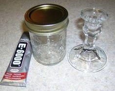 Redneck Wedding Favor Ideas   How to make redneck wine glasses