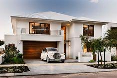 บ้านคอนกรีต 2 ชั้น ความมั่นคงของบ้าน ความภูมิฐานชีวิต   NaiBann.com