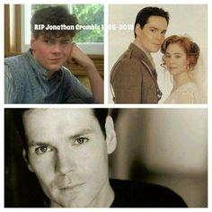 """RIP To Canadian Actor Jonathan Crombie Aka """"Gilbert"""" From """"Anne of Green Gables,"""" Pin Created By Tippy."""