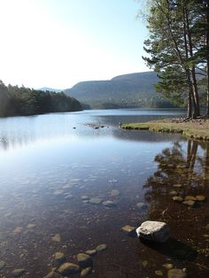 Loch an Eilein, Aviemore, Scotland by duncan, via Flickr