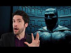 Batman v Superman: Dawn of Justice teaser trailer review - YouTube