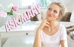 Make up Artist Ausbildung, Reality Show & Modeln #AskMary