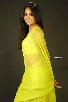 Anushka Shetty Latest Movie Pictures In Saree Blouse (11) at Anushka Shetty Latest Movie Stills in Saree  #AnushkaShetty