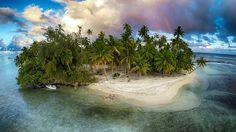 Lost island, Tahaa, French Polynesia Photo credit:Marama Photo Video