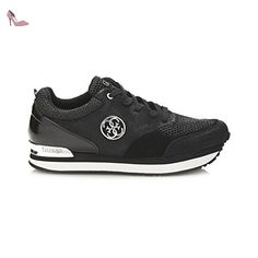 Guess  Flrim1lem12black, Chaussures de Gymnastique femme - noir - noir, 40 EU EU - Chaussures guess (*Partner-Link)