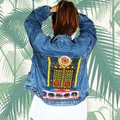 Foshh - jacket - tribal multi