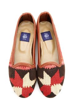 WOMENS KILIM LOAFER 8-15