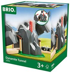 Brio Dynamite Tunnel Train Set Brio…