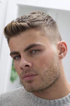 31 Best High Fade Haircut Styles (2021) Teenage Boy Hairstyles, Young Mens Hairstyles, Cool Boys Haircuts, Quiff Hairstyles, Best Short Haircuts, Hairstyle Short, Modern Haircuts, Casual Hairstyles, Modern Hairstyles