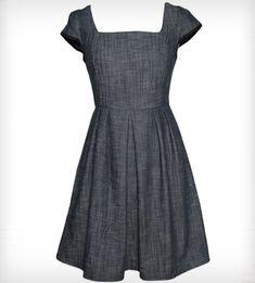 Phoebe Denim Dress