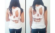DIY T-Shirt Style - easy awesome!