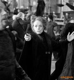 NUOVE e RARISSIME Immagini di Harry Potter e i Doni della Morte - Gazzetta del Profeta