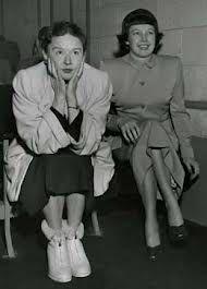 Betty McDonald and Mary Bard – great authors