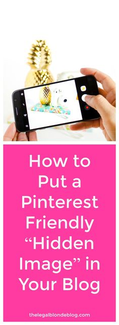 If you have a blog or are thinking about starting one, you may often wonder how people are able to place Pinterest friendly images on their blog without it actually showing. When I say Pinterest friendly, I mean an image that is long and vertical which has been proven to attract more views. Although that …