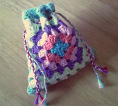 Last-Minute Granny Square Gifts: 6 Charming Projects Made from 1 or 2 Granny Squares