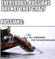 Forty-Seven Slavic Memes Straight From Eastern Europe