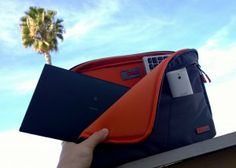 Check out this review on the Blazer Small Laptop & Tablet Sleeve!