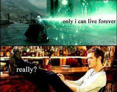 Really? Have you met Klaus Voldemort!?