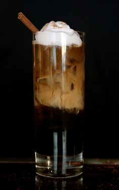 Mexican Iced Coffee - holiday drinks ~ L.A. Times - coffee & liquor? yes please!!!!