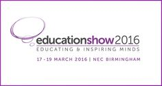 We will be at the Education Show again this year! Come see us at stand: A88
