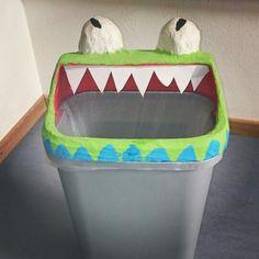 Müllmonster/ Sandfresser