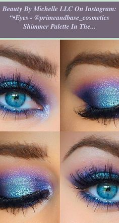 A lot of women wonder what eyeshadow they can wear using particular eye color. Many women with blue eyes are under the misconception that they're limi... Best Eyeshadow, Eyeshadow Brushes, Eyeshadow Looks, Makeup Eyeshadow, Woman With Blue Eyes, Blue Eyes Pop, Green Eyes, Blue Eye Makeup, Makeup For Brown Eyes