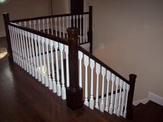 Staircase Remodel - Custom Quality Carpentry