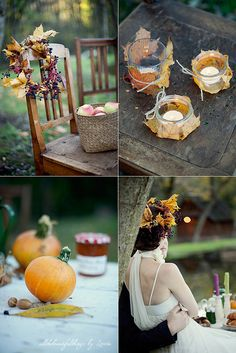 Love the homemade candles and wedding gift jam idea. Diy Wedding Flowers, Wedding Pins, Wedding Events, Wedding Ideas, Weddings, Fall Wedding Table Decor, Fall Decor, Wedding Decorations, Autumn Bride