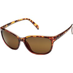 16f8b6b64e Suncloud Flutter Polarized Sunglasses Tortoise Frame Brown Lens -- Be sure  to check out this awesome product.