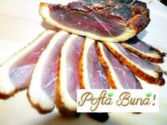 Pastrama de pasare: pui, curcan, rata, gasca | Pofta Buna! Romanian Food, Tasty, Yummy Food, Smoking Meat, Charcuterie, The Cure, Bacon, Vegetables, Recipes