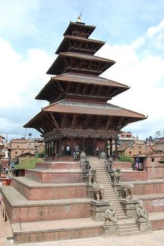 Bhaktapur, Nepal - on the Silk Road