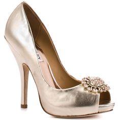 entirely fabulous Badgley Mishcka heels.