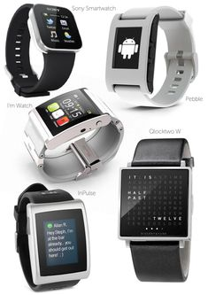 GIFTS4MEN: Smart Watches