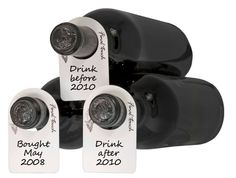 Final Touch Wine Bottle Tags -- More info could be found at the image url. (Amazon affiliate link)