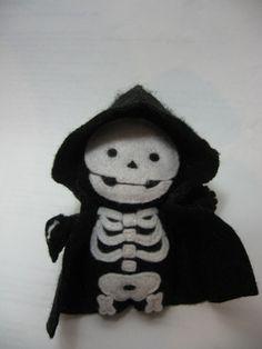 Felt Reaper! Death has never been so cute!
