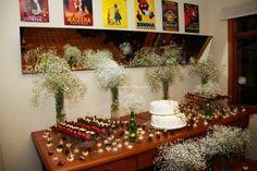 Angeline Restaurante - decorado