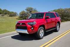 The 2014 Toyota in Orlando is coming soon - in fact, it was unveiled at the Stagecoach Music Festival this weekend! Toyota of Orlando has all the details you need! 2015 Toyota 4runner, Toyota Cars, Toyota Trucks, 4runner For Sale, Car Iphone Wallpaper, Red Wallpaper, Iphone Wallpapers, Autos