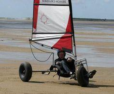 Elliot Beach Cruiser Strandsegler