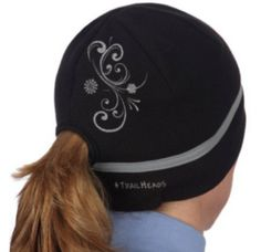 hats for women, stocking hat with ponytail compatibility