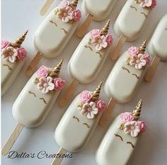 Ice Cream Cone Cake, Ice Cream Pops, Ice Pops, Cupcakes, Cupcake Cookies, Cakepops, Chocolates, No Bake Cake Pops, Magnum Paleta