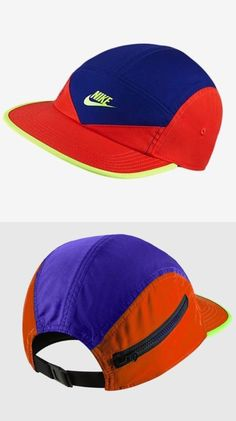 5b9a2a70 Hats 163543: (Bnwt) Nike Sportswear Aw84 Windrunner Qs 5 Panel Zip Running Cap  Hat 902897 Acg -> BUY IT NOW ONLY: $41.99 on eBay!