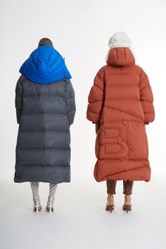 Fashion News, Fashion Show, Cool Coats, Down Coat, Bacon, Women Wear, Winter Jackets, Clothes For Women, My Style