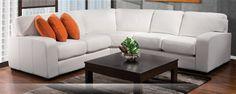 Home Seating Furniture Design of Alvaro Sectional Sofa by Jaymar House Furniture Design, Living Room Furniture, Home Furniture, House Design, Coaster Furniture, Sectional Sofa, Home Furnishings, Ideal Home, Designer