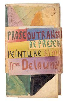 Sonia Delaunay | Guldkorn och ädla stenar
