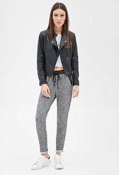 Heathered Joggers | FOREVER21 - 2000100369