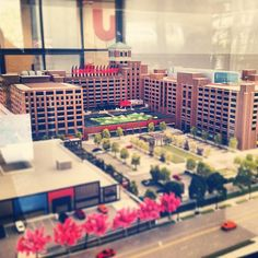 Ponce City Market: Adaptive mixed-reuse development in the original Sears headquarters.