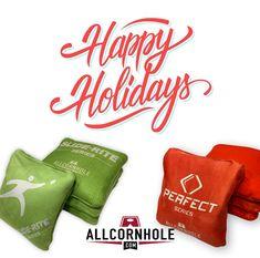 0319b737071e8 FLASH SALE Limited Edition Ugly Holiday Sweater Cornhole Bags