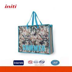 2016 Initi Promotional Cheap Pp Non Woven Shopping Tote Bag