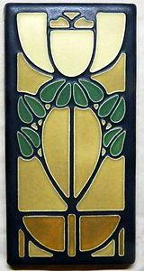 Sweet Motawi Tile, 4x8